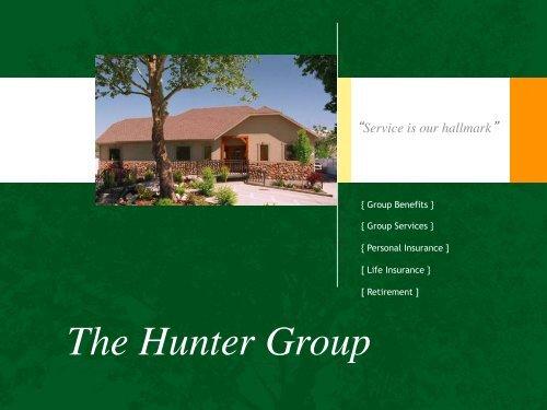 The Hunter Group Insurance