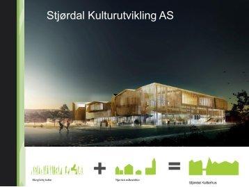 Stjørdal Kulturutvikling AS - Stjørdal kommune