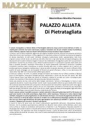 PALAZZO ALLIATA di Pietratagliata - Galleria d'Arte moderna di ...