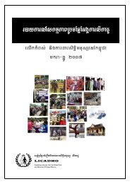 Download this Document in Khmer - Licadho