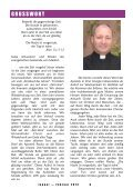 Aktueller Gemeindebrief (Januar - Februar) - in der ... - Page 6