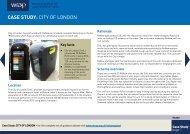 CASE STUDY: City of London - Wrap