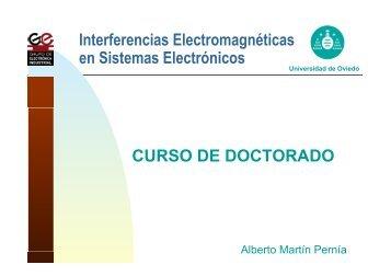 Interferencias Electromagnéticas en Convertidores Electrónicos