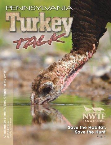 Save the Habitat, Save the Hunt - National Wild Turkey Federation