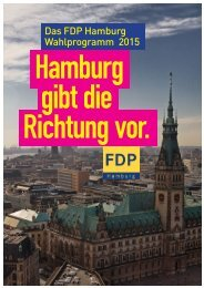 Wahlprogramm-FDP-Hamburg-2015