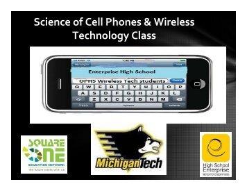 Wireless Technologies - Oak Park School District