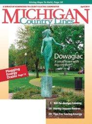 3 - Michigan Country Lines Magazine