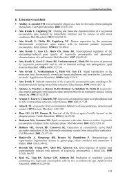 6. Literaturverzeichnis - OPUS - Universität Würzburg