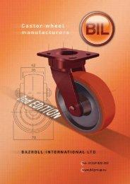 Bil Castors & Wheels - F R Scott Ltd