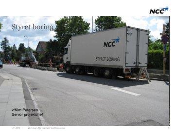 NCC, Kim Petersen - Fjernvarmens Udviklingscenter