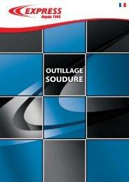 Catalogue outillage Soudure 2010 - Express