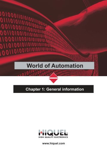 HIQUEL Automation - MET.