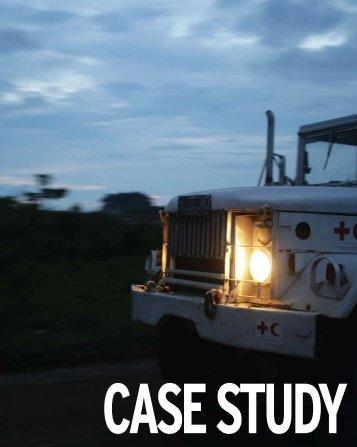 CASE STUDY - International Recovery Platform