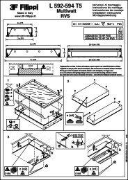 IMI0067000 FG.IS.L592-4 T5 RVS 02-11 PR.3F.dgn - 3F Filippi S.p.A.