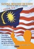 Malaysian Statistics on Medicines 2006 - Page 6