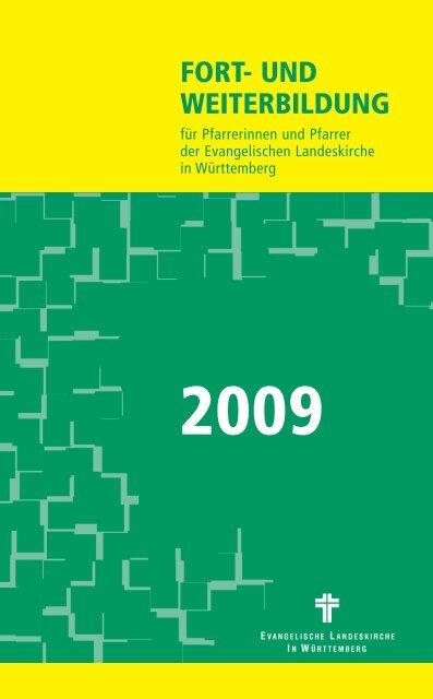 fort - Bildungsportal der Evangelischen Landeskirche in Württemberg