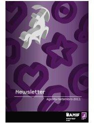 Newsletter - Agosto/Setembro 2011 - Banif