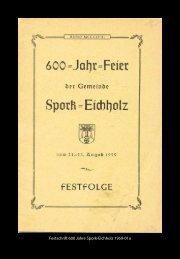 Festschrift 600 Jahre Spork-Eichholz 1959-01a