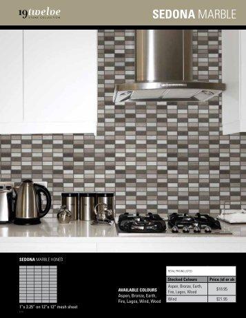 Sedona MArble - Ames Tile & Stone