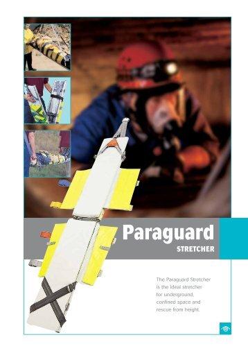 53_Paraguard Stretcher - DM Wood Medical