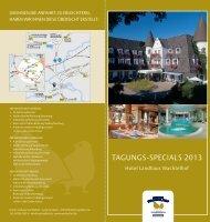 Tagungs-Informationen (PDF) - Hotel Landhaus Wachtelhof
