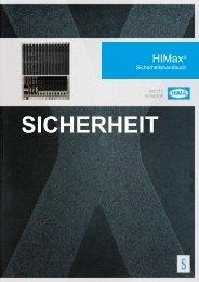 HIMax Sicherheitshandbuch - Tuv-fs.com
