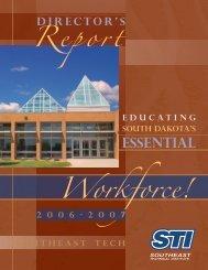 Workforce! - STInet - Southeast Technical Institute