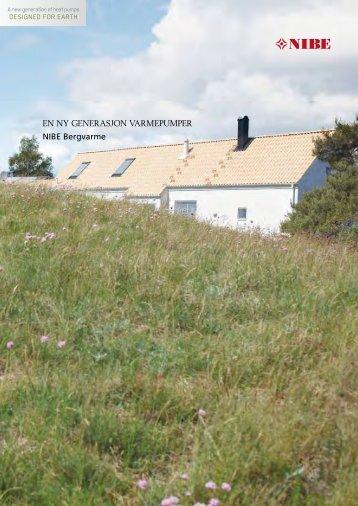 NIBE Bergvarme - Varmepumpe Agder As