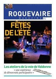 Roquevaire Magazine