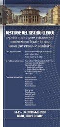 programma pdf - Università degli Studi di Trento