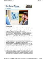 Page 1 of 2 Druckversion www.ejz.de 4/4/2010 http ... - Christel Ziegler
