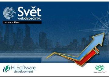 10/2010 - ŘÍJEN - Webdispečink