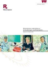 Dokument 3:12 (2011-2012) - Riksrevisjonen
