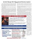 Jewish Chicago Mayoral Aldermanic 2011 issue for avyworld - Page 2