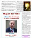 Jewish Chicago Mayoral Aldermanic 2011 issue for avyworld - Page 6