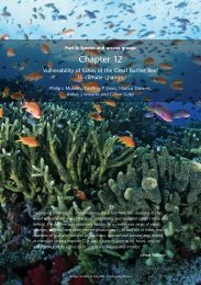 Chapter 12 - Great Barrier Reef Marine Park Authority