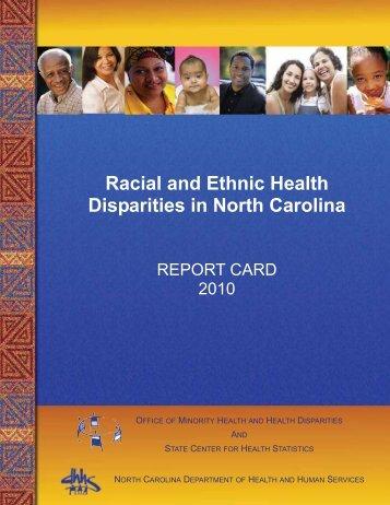Racial And Ethnic Disparities 87
