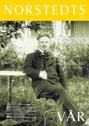 Strindbergsåret 2012 - Norstedts