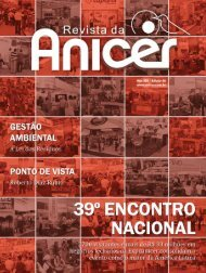 Faça o download do pdf da Revista 66 aqui - Anicer