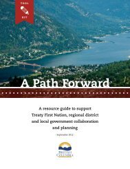 A Path Forward - Government of British Columbia