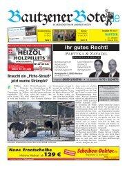 11.Februar 2012 - BautzenerBote.de