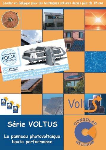 Les Voltus 200 & 260 - Consolar
