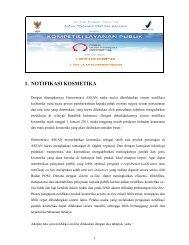 materi yanblik - Informasi Obat - Badan POM