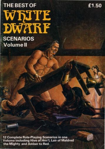 The Best Of White Dwarf Scenarios - Volume 02 - Lski.org