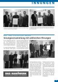 Kreiha-Info 01/2011 - Kreishandwerkerschaft Mönchengladbach - Page 5