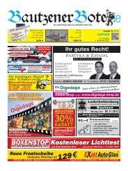 03.November 2012 (44.KW) - BautzenerBote.de