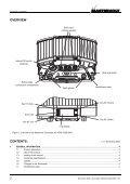 Sunmaster XS4300/ XS3200/ XS2000 - Page 2