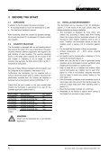 Sunmaster XS4300/ XS3200/ XS2000 - Page 6