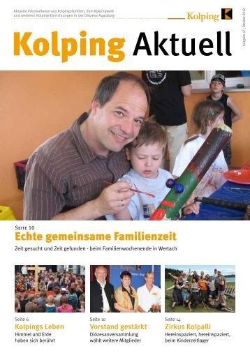 Kolping-Aktuell Oktober 2012 - Kolpingjugend Diözesanverband ...