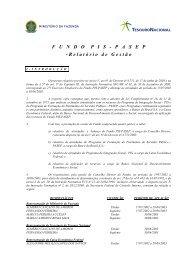 2002/2003 - Tesouro Nacional